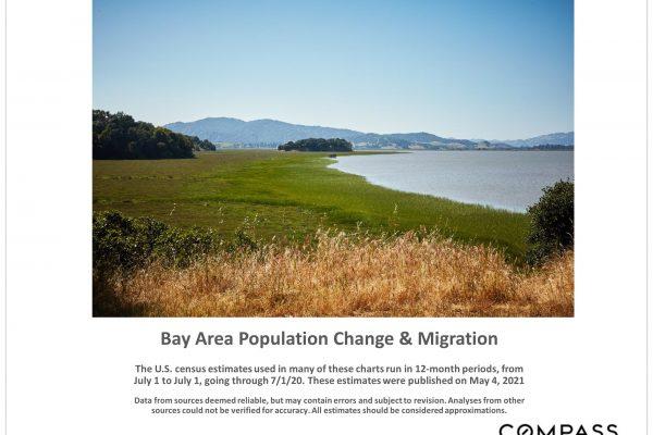 Bay Area Migration & Population Change