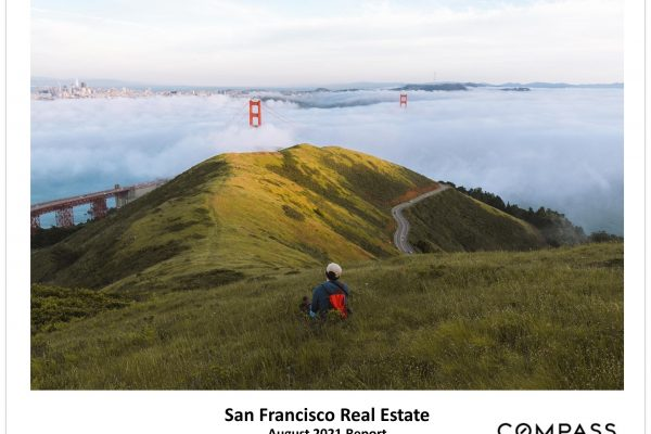 San Francisco August 2021 Market Report: Sales, Prices, Trends