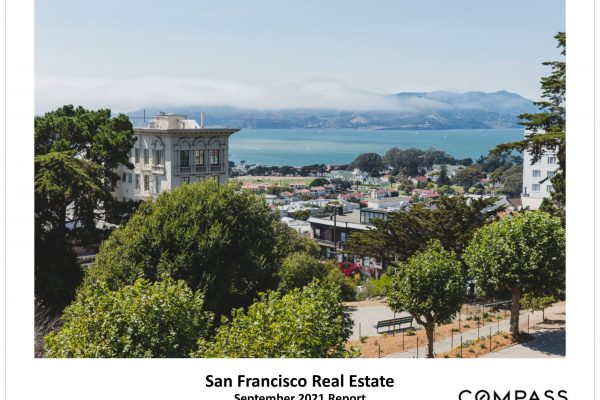 San Francisco September 2021 Report: Sales, Prices, Trends